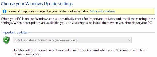 WSUS Windows server update services – Page 2 – Technote