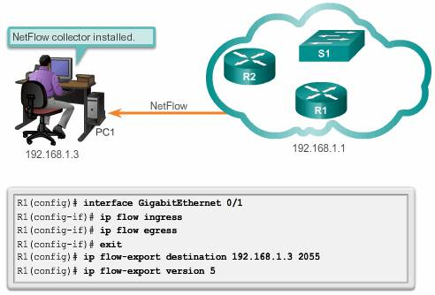 configureNetFlow